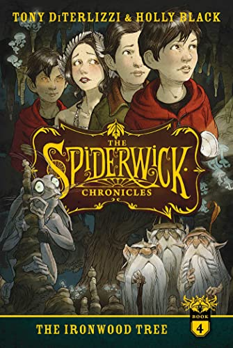 9781442487017: The Ironwood Tree (The Spiderwick Chronicles)