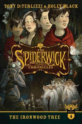 9781442487024: The Ironwood Tree (The Spiderwick Chronicles)