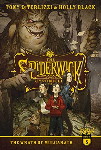 9781442487031: The Wrath of Mulgarath (The Spiderwick Chronicles)