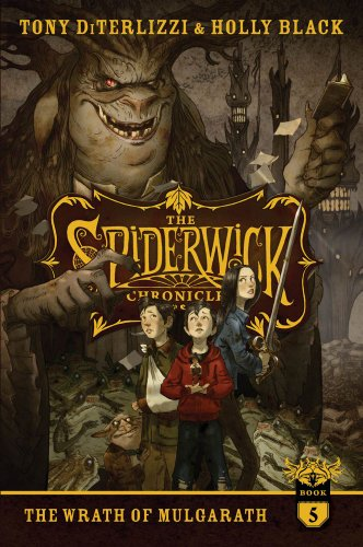 9781442487048: The Wrath of Mulgarath (The Spiderwick Chronicles)