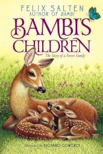 Bambi's Children: The Story of a Forest: Salten, Felix