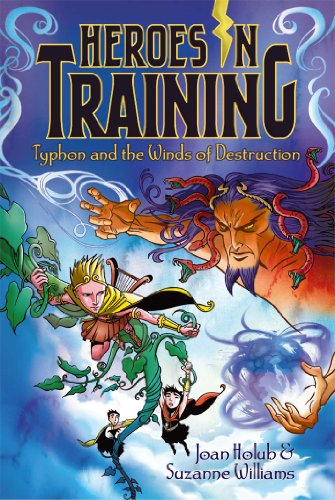9781442488427: Typhon and the Winds of Destruction (Heroes in Training)