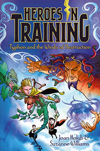 9781442488441: Typhon and the Winds of Destruction (Heroes in Training (Hardcover))