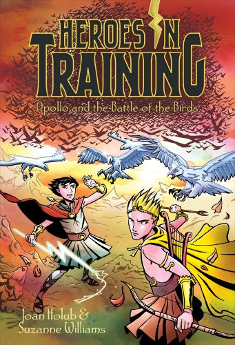 9781442488465: Apollo and the Battle of the Birds (Heroes in Training)