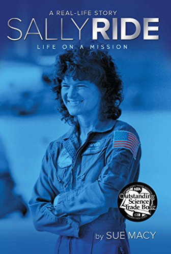 9781442488557: Sally Ride: Life on a Mission (A Real-Life Story)