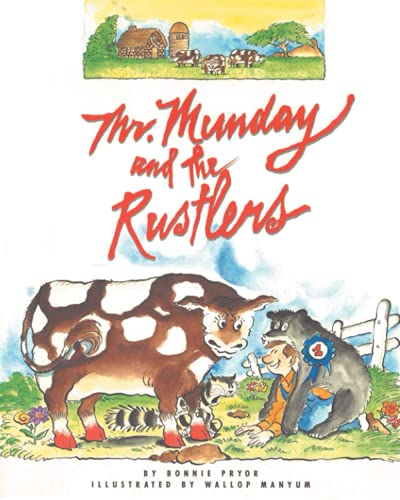 9781442488762: Mr. Munday and the Rustlers