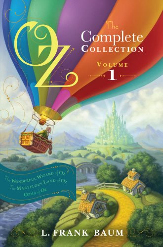 9781442488892: Oz, the Complete Collection, Volume 1: The Wonderful Wizard of Oz; The Marvelous Land of Oz; Ozma of Oz