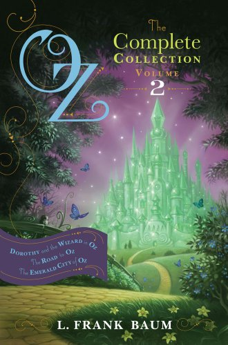 9781442488908: Oz, the Complete Collection, Volume 2: Dorothy and the Wizard in Oz/The Road to Oz/The Emerald City of Oz