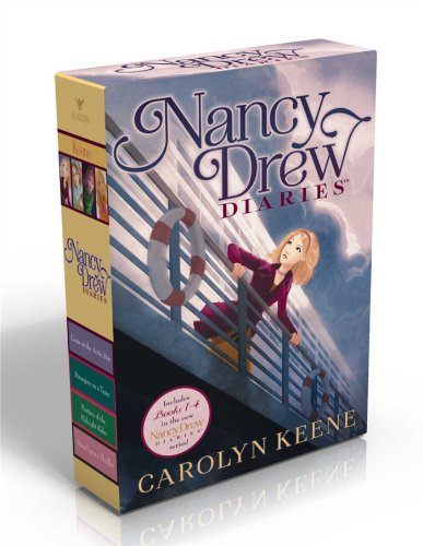Nancy Drew Diaries: Curse of the Arctic: Keene, Carolyn