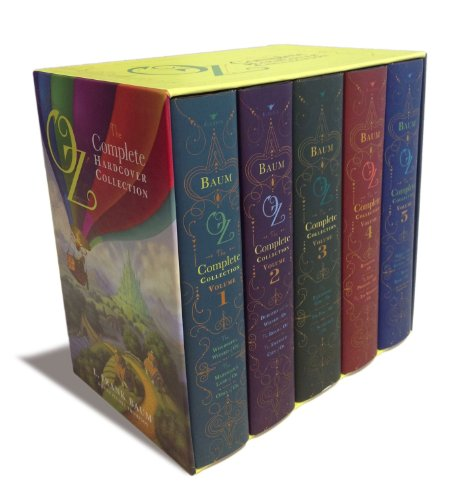 9781442489035: Oz, the Complete Hardcover Collection: Oz, the Complete Collection, Volume 1; Oz, the Complete Collection, Volume 2; Oz, the Complete Collection, ... 4; Oz, the Complete Collection, Volume 5