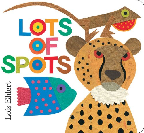 9781442489271: Lots of Spots (Classic Board Books)