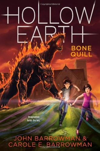 9781442489288: Bone Quill (Hollow Earth)
