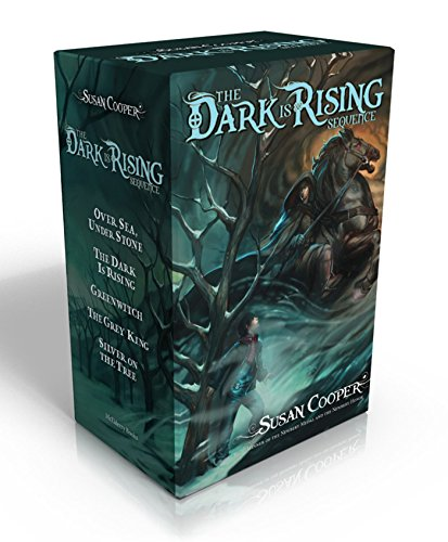 9781442489677: The Dark Is Rising Sequence: Over Sea, Under Stone; The Dark Is Rising; Greenwitch; The Grey King; Silver on the Tree