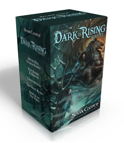 9781442489684: The Dark Is Rising Sequence: Over Sea, Under Stone; The Dark Is Rising; Greenwitch; The Grey King; Silver on the Tree