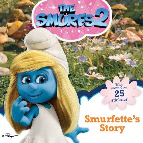 9781442489929: Smurfette's Story (Smurfs Movie)