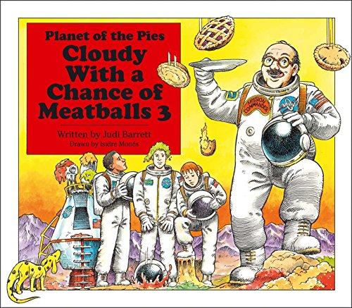 9781442490277: Cloudy with a Chance of Meatballs 3: Planet of the Pies