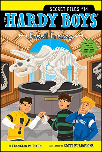 9781442490437: Fossil Frenzy (Hardy Boys: The Secret Files)
