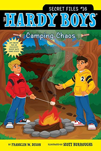 Camping Chaos Hardy Boys The Secret Files