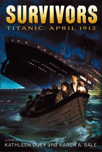 Titanic: April 1912: Duey, Kathleen