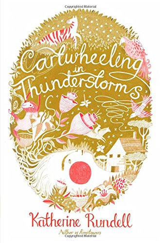 Cover of the book, Cartwheeling in Thunderstorms.