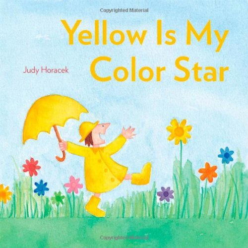 Yellow Is My Color Star (1442492996) by Judy Horacek