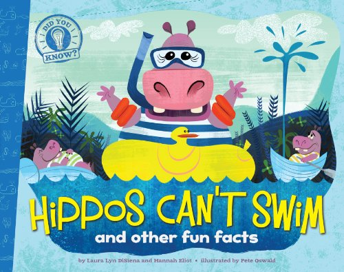 9781442493247: Hippos Can't Swim: and other fun facts (Did You Know?)