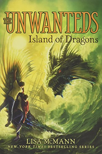 9781442493377: Island of Dragons (The Unwanteds)