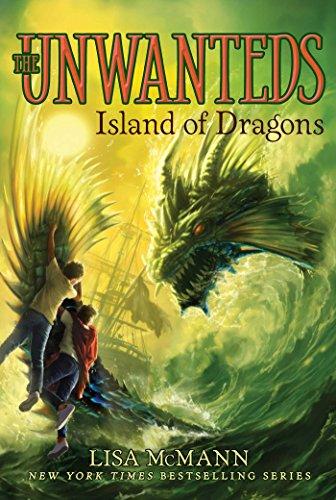 9781442493384: Island of Dragons (Unwanteds)