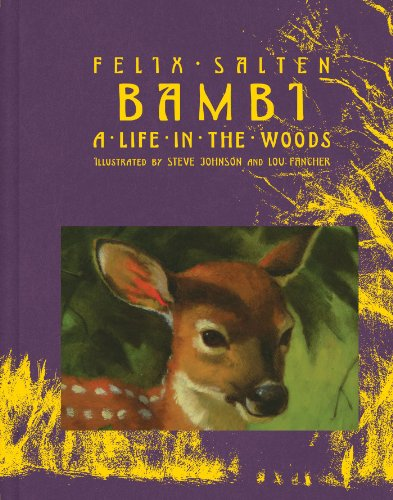 9781442493452: Bambi: A Life in the Woods (Scribner Classics)