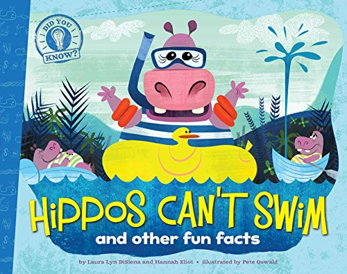 9781442493520: Hippos Can't Swim: and other fun facts (Did You Know?)