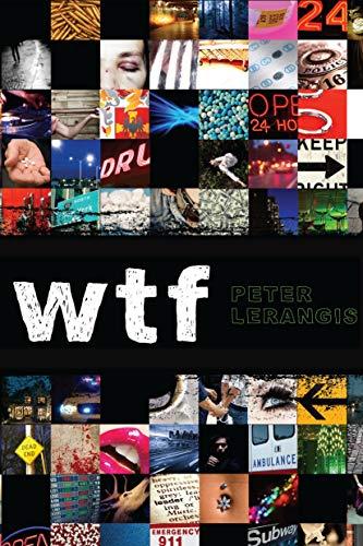 wtf: Peter Lerangis