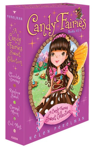 9781442493902: A Candy Fairies Sweet Collection: Chocolate Dreams; Rainbow Swirl; Caramel Moon; Cool Mint