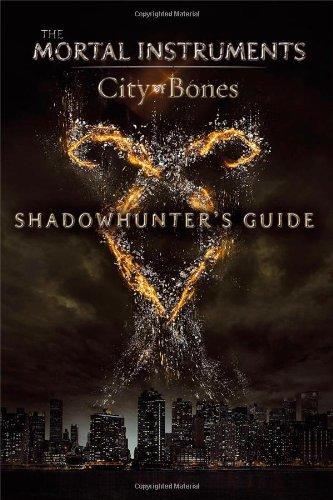 9781442493995: Shadowhunters Guide (Mortal Instruments: City of Bones)
