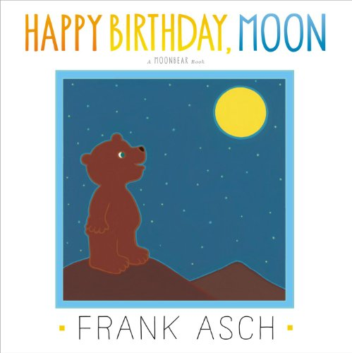 9781442494008: Happy Birthday, Moon (Moonbear)