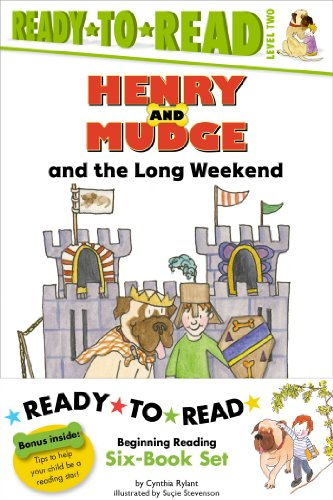 Henry and Mudge Ready-To-Read Value Pack #2: Henry and Mudge and the Long Weekend; Henry and Mudge ...