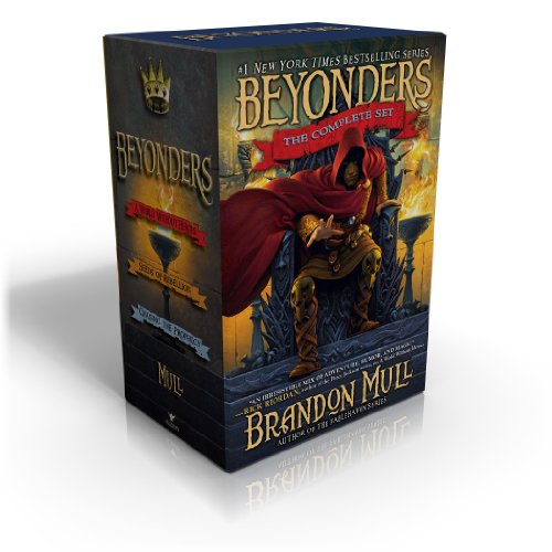 9781442494428: Beyonders: The Complete Set: A World Without Heroes; Seeds of Rebellion; Chasing the Prophecy