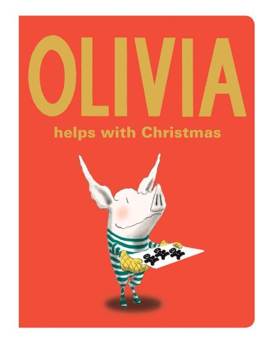 9781442494466: Olivia Helps with Christmas (Classic Board Books)