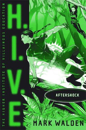 9781442494671: Aftershock (H.I.V.E.)