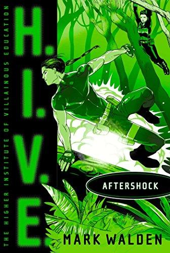 9781442494688: Aftershock (H.I.V.E.)