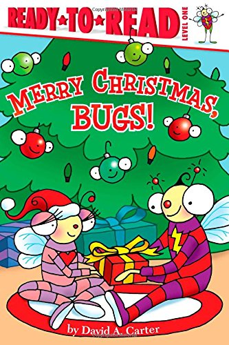 Merry Christmas, Bugs! (Ready-to-Read. Level 1): Carter, David A.