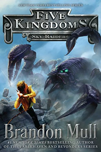 9781442497009: Sky Raiders (Five Kingdoms)