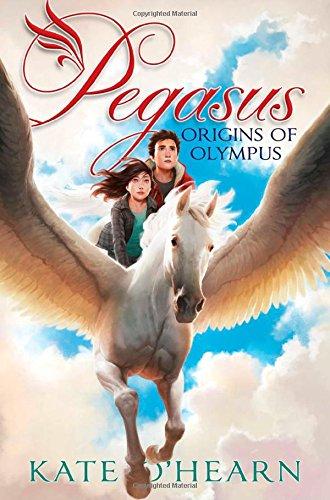 Origins of Olympus (4) (Pegasus): Kate O'Hearn