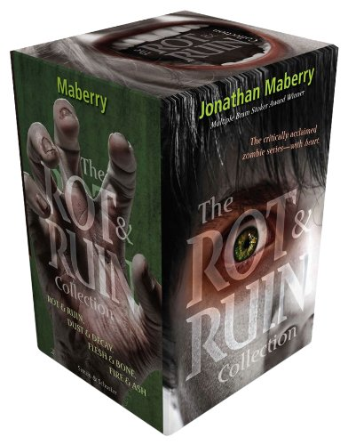 The Rot Ruin Collection: Rot Ruin; Dust Decay; Flesh Bone; Fire Ash (Hardback): Jonathan Maberry