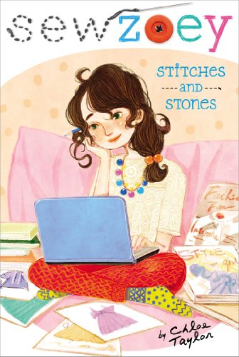 9781442498020: Stitches and Stones (4) (Sew Zoey)