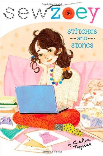 9781442498037: Stitches and Stones (Sew Zoey)