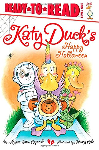 Katy Duck's Happy Halloween: Capucilli, Alyssa Satin
