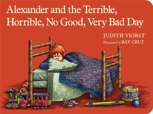 9781442498167: Alexander and the Terrible, Horrible, No Good, Very Bad Day (Classic Board Books)