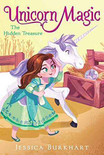 The Hidden Treasure (Unicorn Magic): Burkhart, Jessica