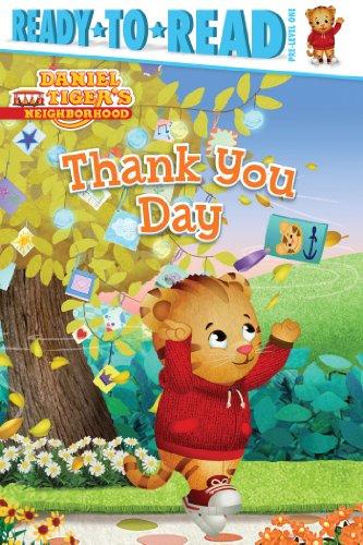 Thank You Day (Ready-To-Read: Pre-Level 1): Santomero, Angela C.; Friedman, Becky