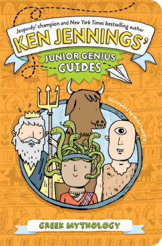Greek Mythology (Ken Jennings Junior Genius Guides): Jennings, Ken